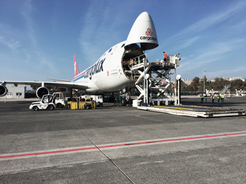 Collaboration with Cargolux